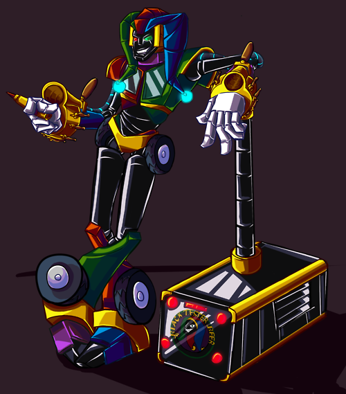 WHP-Transformer by nikodraws